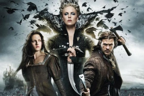 snow white and the huntsman Snow White and the Huntsman   Nàng Bạch Tuyết
