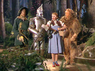 wizard of oz before makeover Phim Thiếu Nhi : The Wizard Of Oz