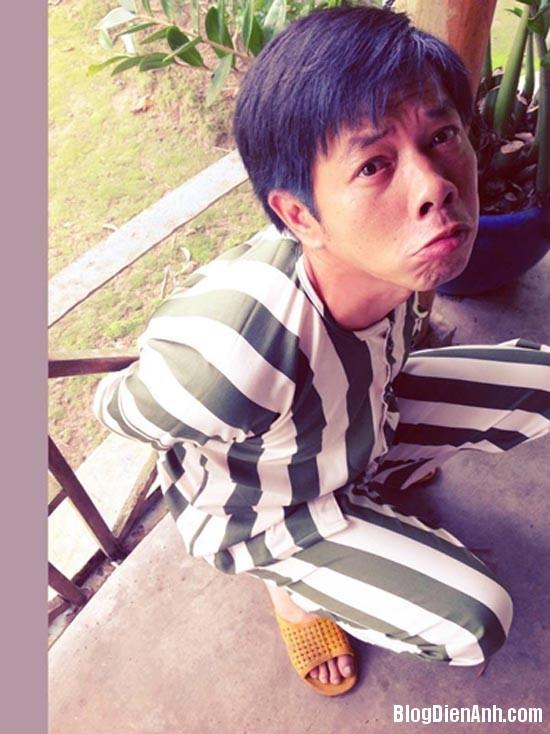 1 Những hình ảnh tù tội của Sao Việt