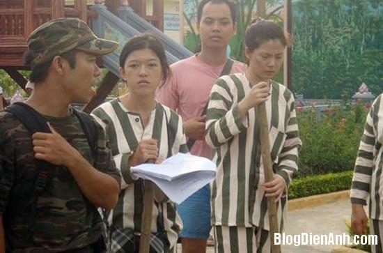 17 Những hình ảnh tù tội của Sao Việt