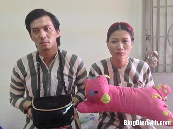 5 Những hình ảnh tù tội của Sao Việt