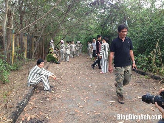 8 Những hình ảnh tù tội của Sao Việt