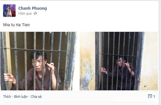 9 Những hình ảnh tù tội của Sao Việt