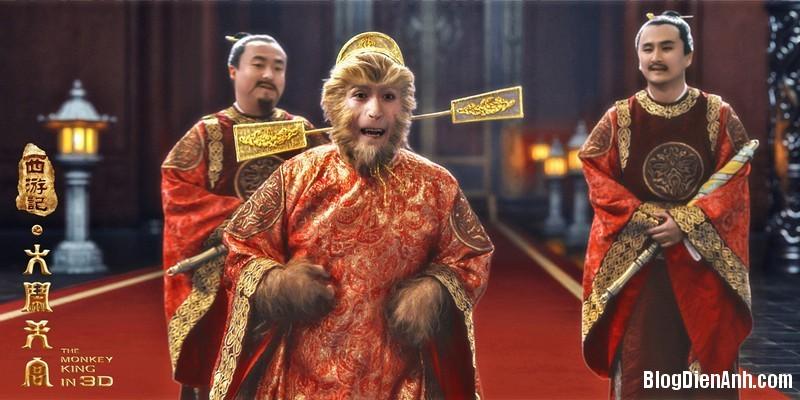 cmwn Phim Đại Náo Thiên Cung   The Monkey King