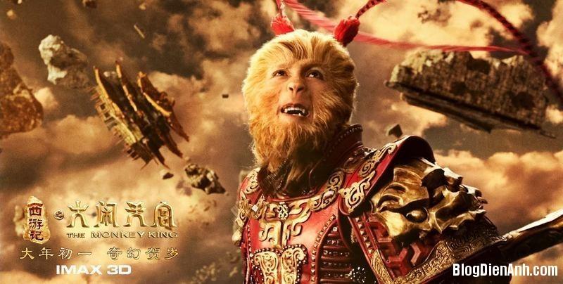 qpsk Phim Đại Náo Thiên Cung   The Monkey King