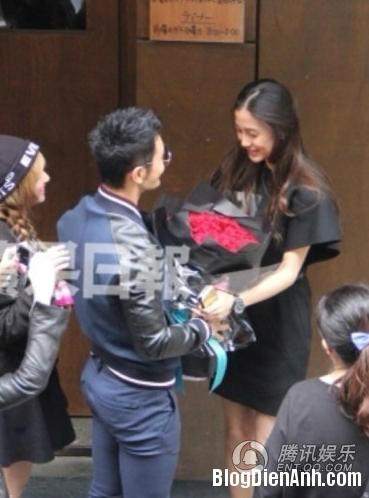 1393647489 huynh hieu minh angelababy 7 Quà sinh nhật xế sang 7 tỷ Huỳnh Hiểu Minh tặng bạn gái