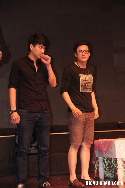 1393983362 minh beo10 Minh Béo dựng kịch ma để nhắc khéo về scandal