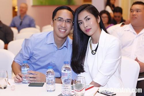 1394042134 tang thanh ha2 Hình ảnh hạnh phúc của vợ chồng Hà Tăng