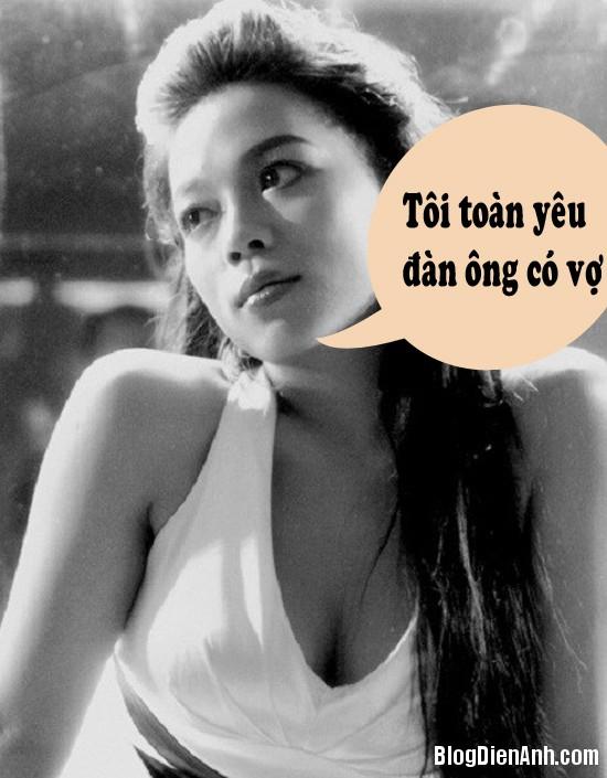 a2 Những phát ngôn choáng  của sao Việt tuần qua