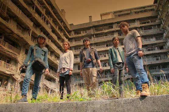 Phim Bí Ẩn Đảo Hashima (2014)