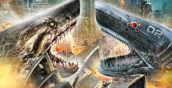 Phim Đại Chiến Cá Mập (2014)